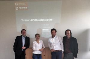 cpm excellence suite im webinar