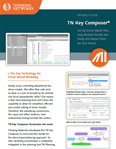 Produktflyer: TN Key Composer